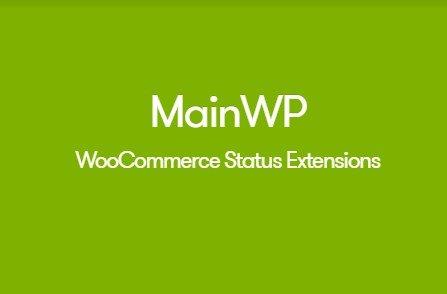 MainWP WooCommerce Status Extension