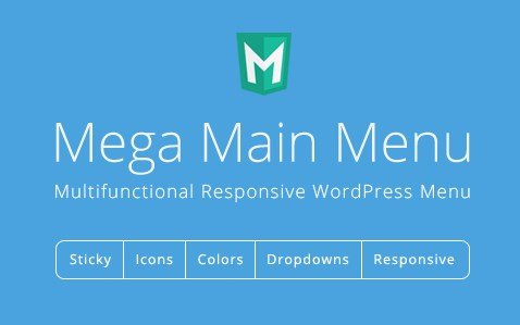 Mega Main Menu - WordPress Menu Plugin