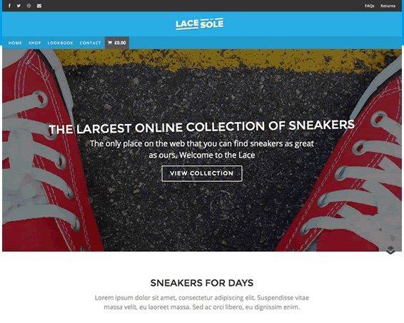 OboxThemes Lace and Sole WooCommerce Themes