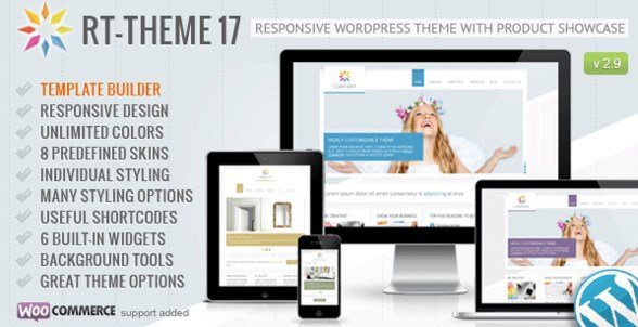 RT-Theme 17 - Responsive WordPress Theme