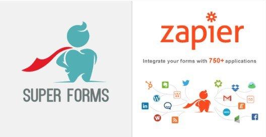 Super Forms - Zapier Add-on