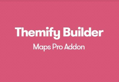 Themify Builder Maps Pro Addon