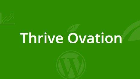 Thrive Themes Ovation