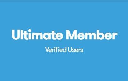 Ultimate Member Verified Users