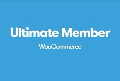 Ultimate Member WooCommerce