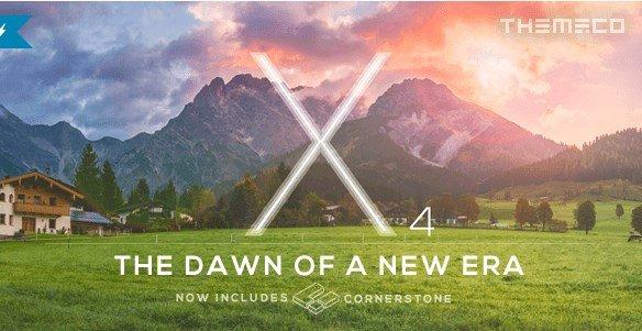 X The Theme - X Pro Download