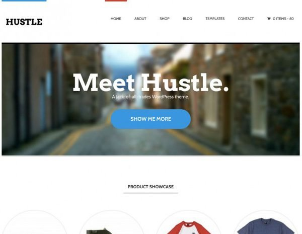 WooThemes Hustle WooCommerce Themes