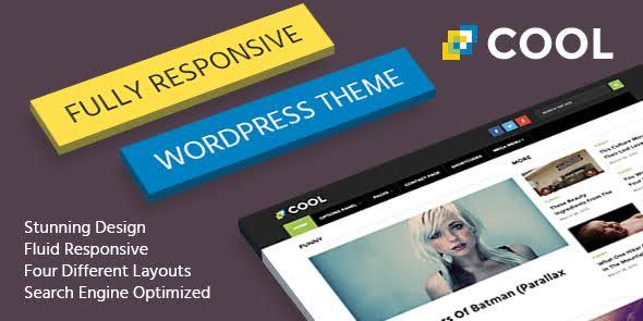 MyThemeShop Cool WordPress Theme
