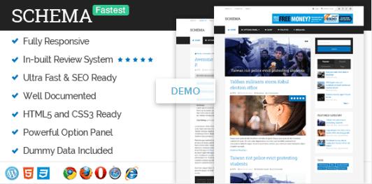 MyThemeShop Schema WordPress Theme