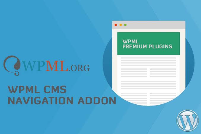 WPML CMS Navigation Addon
