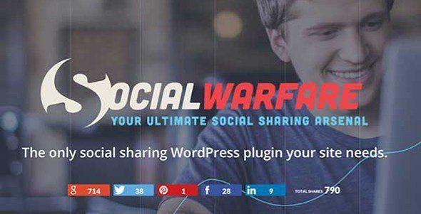 Social Warfare - Pro