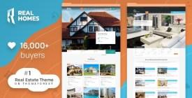 RealHomes - Estate Sale and Rental WordPress Theme