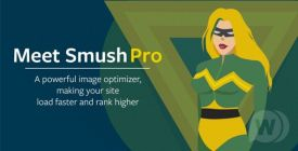 WP Smush Pro - Image Optimization for WordPress