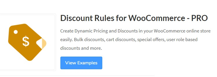 Discount Rules for WooCommerce PRO By FlyCart