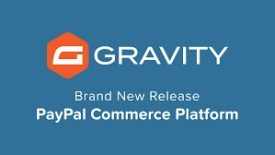 Gravity Forms PayPal Commerce Platform Add-On GPL