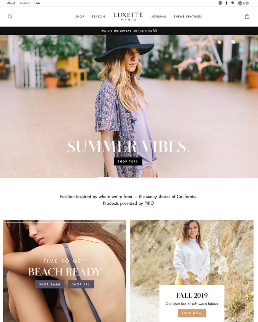 Impulse Theme - Modern Shopify Theme Store GPL