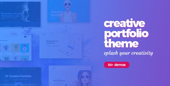 Onero - Creative Portfolio Theme for Professionals