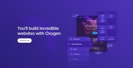 Oxygen - The Ultimate Visual Site Builder