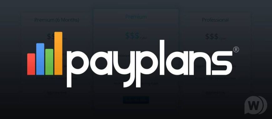 PayPlans - a component of subscription and organization of membership for Joomla