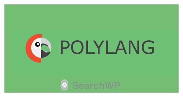 SearchWP Polylang Integration Add-On