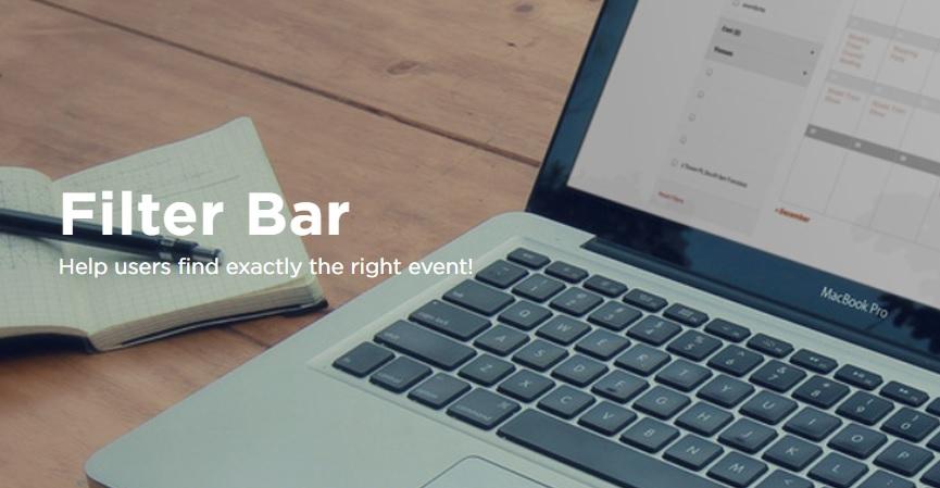 The Events Calendar Pro Filter Bar Addon