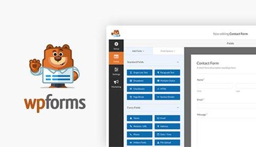 WPForms Pro + Addons