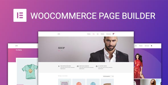 WooCommerce Page Builder For Elementor GPL