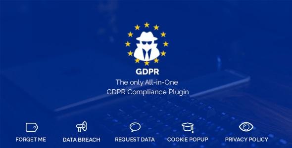 WordPress GDPR - CCPA