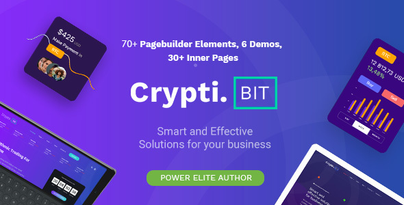 CryptiBIT - Technology