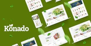 Konado - Organic Theme for WooCommerce