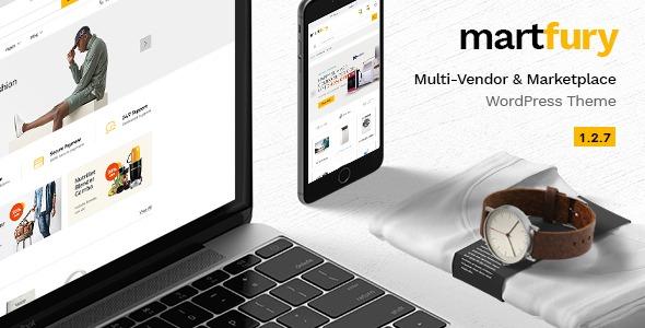 Martfury - WooCommerce Marketplace WordPress Theme GPL