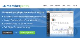 MemberPress - All-In-One Membership Plugin for WordPress + Addons