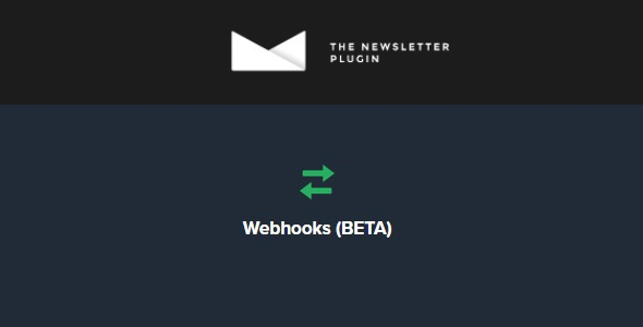 Newsletter Webhooks (BETA)