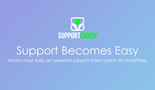 SupportCandy Woocommerce Add-On