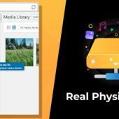 WordPress Real Physical Media