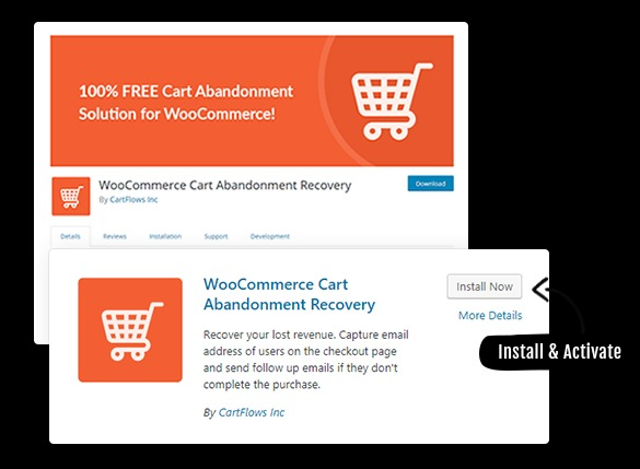 CartFlows WooCommerce Cart Abandonment Recovery