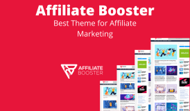 Affiliate Booster - Best Theme For Affiliate Marketing With Block+BlockOrginal