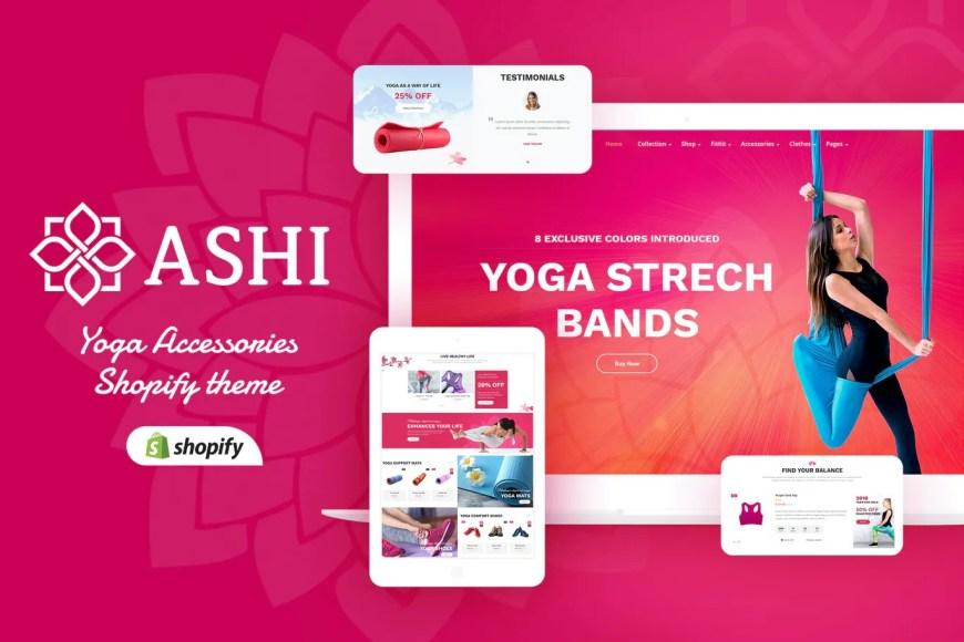 Ashi   Yoga Pilates