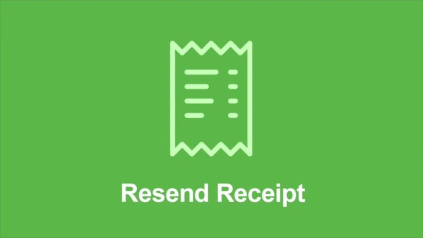 Easy Digitals Resend Receipt