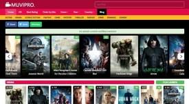 Muvipro - Movie WordPress Theme