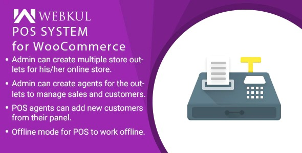 Point of Sale System for WooCommerce (POS Plugin) (Initial release )