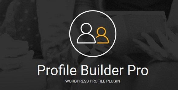 Profile Builder Pro - WordPress Profile Plugin + Addons