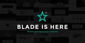 Blade - Responsive Multi - Functional WordPress Theme
