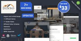 Dinso - Single Property - Apartment WordPress Theme