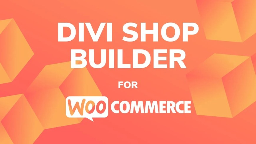Divi Shop Builder For WooCommerce