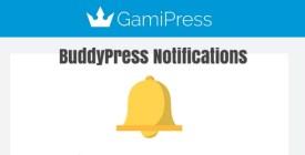 GamiPress BuddyPress Notifications