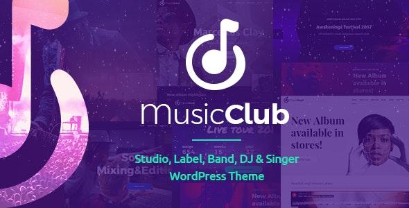 Music Club - Studio