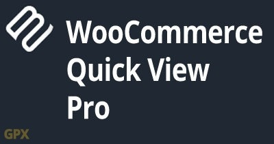 WooCommerce Quick View Pro