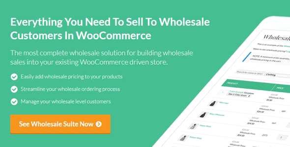 WooCommerce Wholesale Prices Premium