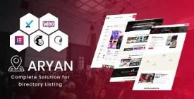 Aryan - Listing - Directory WordPress Theme
